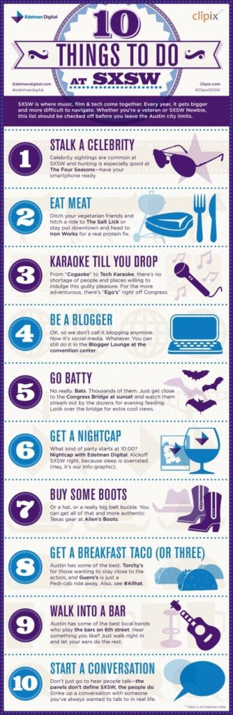 10Things-To-Do-Edelman-334x1024 More Tips & Guides for #SXSW